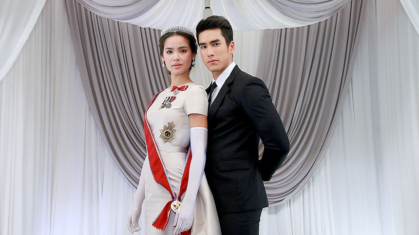 ดูละครย้อนหลัง ลิขิตรัก The Crown Princess